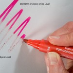 Dyne QuickTest Pens - for the measurement of surface energy